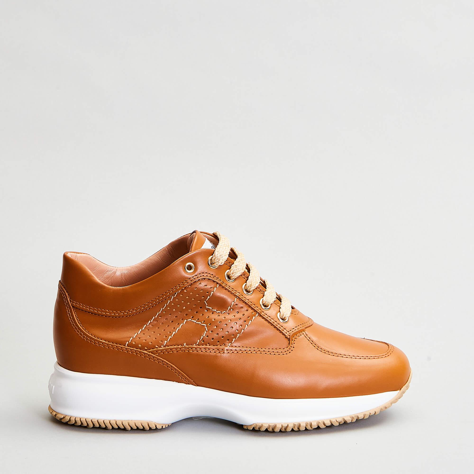 Interactive - Sneakers in pelle cuoio - Reposi Alessandria